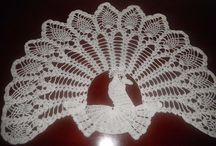crochet / menyulam