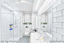 Modern interiors / Modern interiors I photographed in Poland