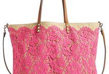 Lace bag idea