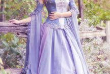 roupas medievais