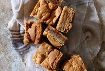 Bars & Brownies - Candy Bars / Candy Bar Brownies / by Sue Vanden Berge