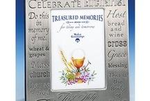 First Communion gift ideas / by Teresa Boston