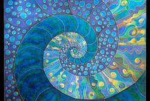 Selyemfestés - Silk art