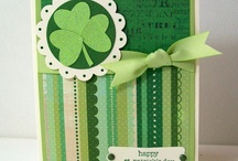 St Patricks Day cards  / by Your Dream Design