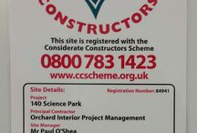 140 Cambridge Science Park / Orchard Group have started on a new job in Cambridge.
