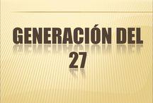 2.generación del 27 de noa fernandez / este es un tablero donde encontraras información de la generación del 27