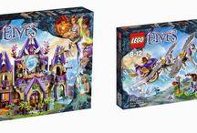 Summer 2015 LEGO Elves new items