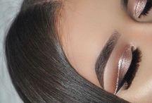 Makeup for ball