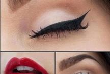 jaren 50 make up