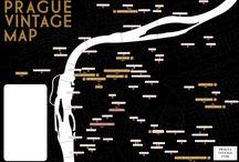MAPA / ktoré butiky sú zapojené do nášho projektu? Kde je najbližšie metro? Kde si môžete pozrieť film vrámci našej akcie? to všetko nájdete na našej originálnej mape Prague Vintage Fair!