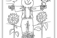 Kids Coloring Pages / Printable Coloring Pages & Activities