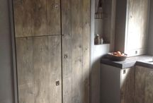 Wooden surfaces
