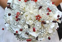 Brooch Bouquets...oh wow....