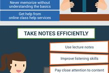 Infographic: How To Become An Effective Student? / Students with busy lives find it hard to complete homework on time. Here are six tips to help students earn good grades.Or, visit www.onlineclasshelpers.com to hire a homework helper!