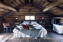 Farmhouse Home Design / My favorite house exterior + architecture and home decor with vintage design elements and farmhouse style.