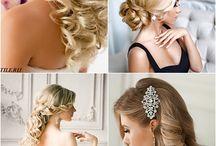 Fashion, hair, style