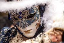 maschere carnavale venezia