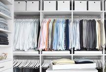Walk-In Closet / Garderoba