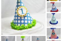 Gaige's 1st birthday