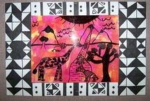ArtEd- Africa / by Donna Staten