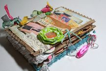 Junk Journals and inspiration / Everything Junk Journal related and inspiration / by Sarah-Jane Brooker
