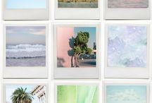 polaroids / polaroid, photos