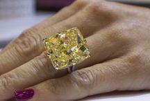 Diamonds rare and beautiful