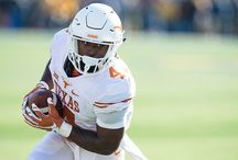 Texas Football at West Virginia [Nov. 14, 2015] / West Virginia (5-4, 2-4 Big 12) turns five Longhorns turnovers into 24 crucial points as the Mountaineers knock off Texas (4-6, 3-4 Big 12) on Saturday, Nov. 14, 2015 at Milan Puskar Stadium, 38-20.