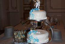 Bröllopstårtor / Bröllopstårtor från sommaren 2014