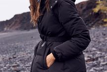 layers, layers / and more layers / All the inspo you need for how to bundle up when the temp cools down.