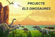 dinoszauruszok / by Gyöngyi