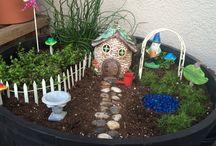 Teeny Tiny Gardens / by Kim Clendenin