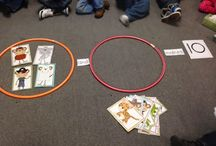 Math - Compose/Decompose / Fun ideas for teaching math  in the kindergarten classroom. compose, decompose, ways to make...