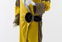 Sewing art nouveau / Inspiration of art nouveau and belle epoque periods