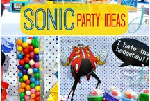party ideas sonic