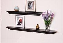 Home & Kitchen - Floating Shelves