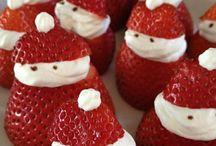 Christmas Snackers / Christmas food
