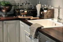Wood countertops