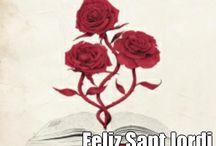 Feliz Sant Jordi