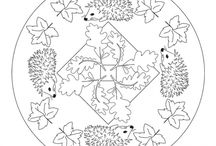 Praxisbulletin kleurplaten/mandela's / by Praxisbulletin