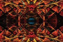 Disorder Digital  - Limited Edition Print