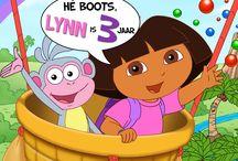 Verjaardagen Lynn