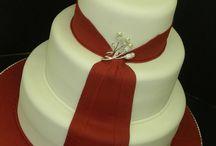 Esküvői tortácskák