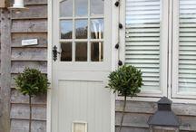 cottage || exterior