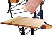 Antique Drafting Tables / Antique Drafting Tables