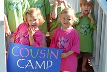 Family camp / Stuff we want to do on family camp  / by Lois Mavrodaris