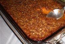 Thanksgiving Birthday Dinner / ideas