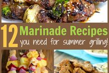 Grilling Recipes / by Eileen Esqueda