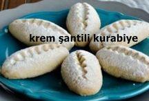 Krem sanrılı kurabiye