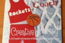 Sports / Check out my blog at http://acreativejourneywithmelissa.blogspot.com/ or check out my Facebook Business Page at https://www.facebook.com/pages/A-Creative-Journey/146653672077197 for more ideas and inspiration or allow us to create for you today!